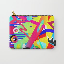 Bomb of Color Carry-All Pouch