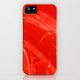Strawberry Whole Food Syrup on My Mind! iPhone Case