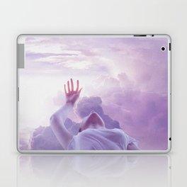 levitate like static Laptop & iPad Skin