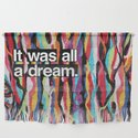 """""""It Was All A Dream"""" Biggie Smalls Inspired Hip Hop Design by andyhendren"""