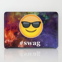 swag iPad Cases featuring #Swag by pbstudios