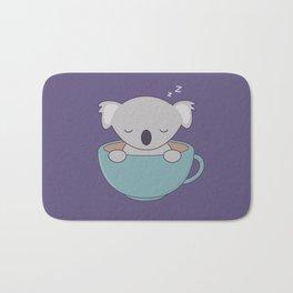 Kawaii Cute Koala Bear Bath Mat