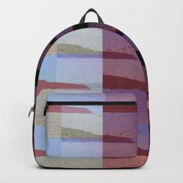 Desert storm beach Backpack