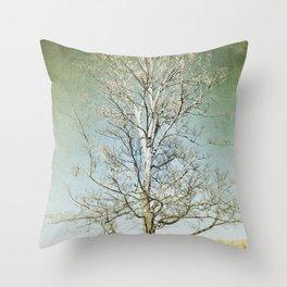 Tree 5 Throw Pillow