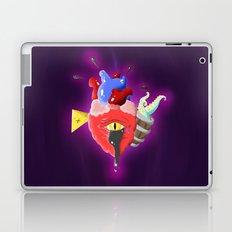 Cursed Heart Laptop & iPad Skin