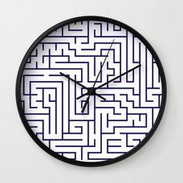 laberinto Wall Clock