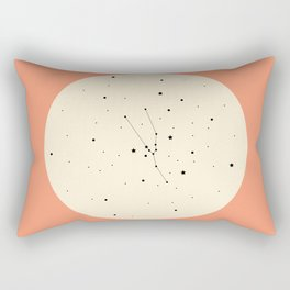 Taurus - Pink Rectangular Pillow