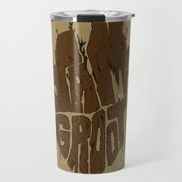 I Am Groot Travel Mug