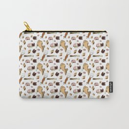 Along the Drift Line Carry-All Pouch