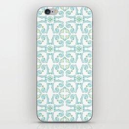Moroccan Tile Pattern iPhone Skin