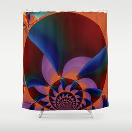 1000 nights Shower Curtain