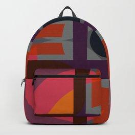 Changeling - Retro Style Art Backpack