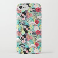 rockabilly iPhone & iPod Cases featuring rockabilly mix by kociara