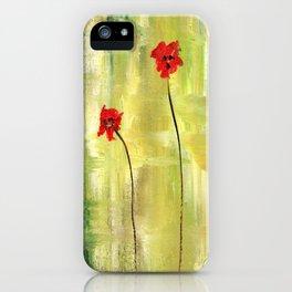 Anemones iPhone Case