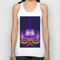 meditation Tank Tops featuring Meditation by Art-Motiva