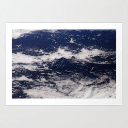 Earth XII Art Print