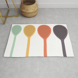 Spoons Rug