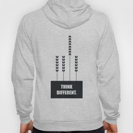 Lab No. 4 - Think Different ! Business Quotes poster Hoody