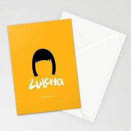 Zulema Vis a Vis - Najwa Nimri Stationery Cards