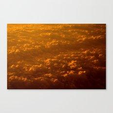 billowing Canvas Print