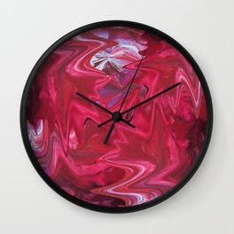 Passion Wall Clock