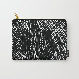 urban black Carry-All Pouch
