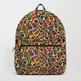 Calaveras del Día de los Muertos. Backpack
