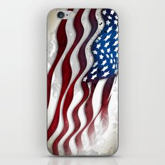 Old Glory...long may she wave iPhone Skin