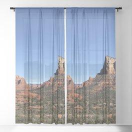Sunny Sedona Sheer Curtain