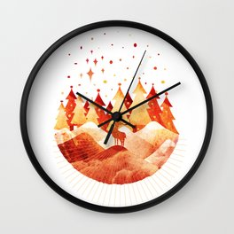 The Spirit Wall Clock