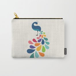 Dreamy Petal Carry-All Pouch