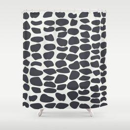 Janina X Shower Curtain