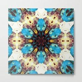 intergalaxial mandala Metal Print