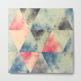 Pattern_1 Metal Print