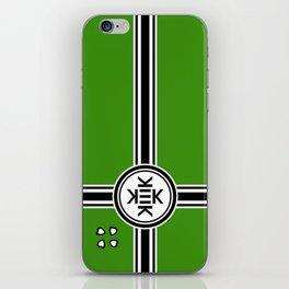 Kekistan Flag iPhone Skin