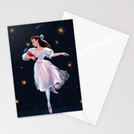 Midnight Dance Stationery Cards