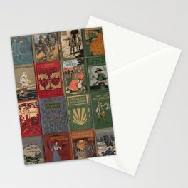 The Golden Age of Book Design Stationery Cards