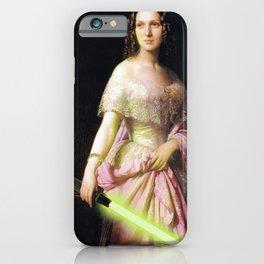 Ye Olde Glowstick VI iPhone Case