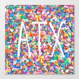 ATX Canvas Print