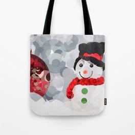 Christmas Cheer Tote Bag