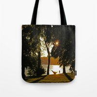 romance Tote Bags featuring Romance by NaturallyJess