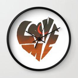 loveme Wall Clock