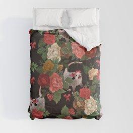 Opossum pattern Comforters