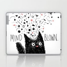 MIND BLOWN. Laptop & iPad Skin