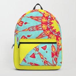 Colorful Mandala S Backpack
