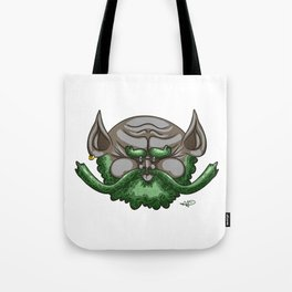 Bearded Fella Tote Bag