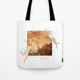 Honey I Tote Bag