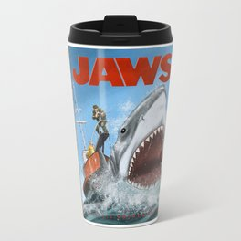 Jaws Travel Mug