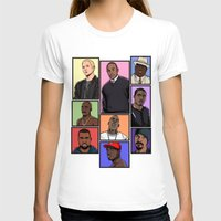 hiphop T-shirts featuring HipHop Legends by Akyanyme
