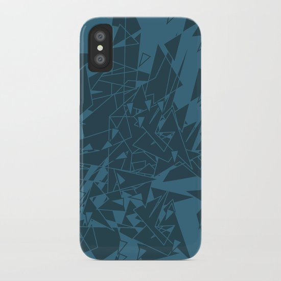 Glass BG iPhone Case